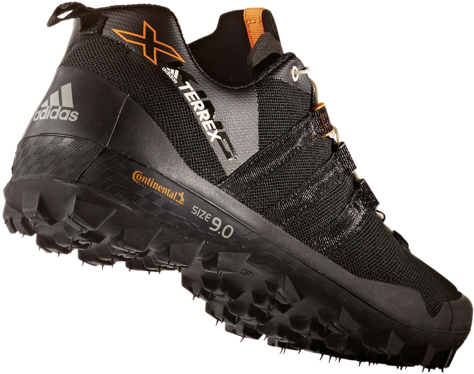 7f36ee77e7ac adidas TERREX Xking Running Shoes Men black at Bikester.co.uk